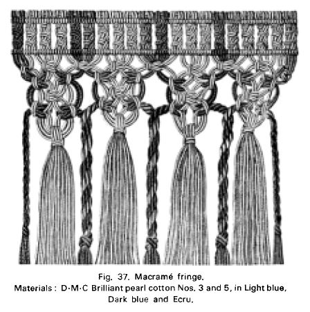DMC Library Macrame Book #3