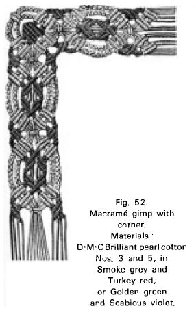 DMC Library Macrame Book #4